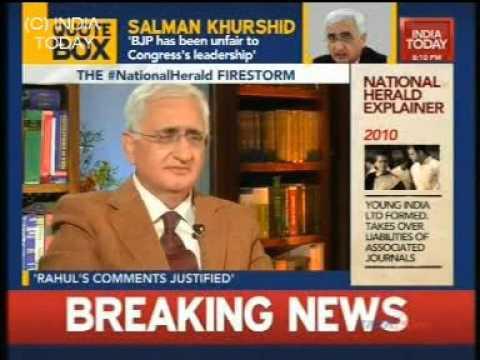 I T NBTT Salman Khurshid 19 12 2015