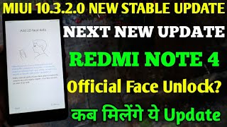 Miui 10.3.2.0 Stable Update For Redmi Note 4 | Redmi Note 4 Miui 10.3.2.0 Stable Update Full Info