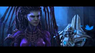 Starcraft 2 Legacy Of The Void Trailer Blizzcon 2014 ITA