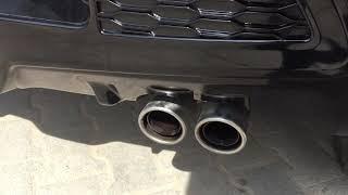 Tiago JTP Performance Exhaust
