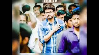 Theri bgm | va va va ippa va | ilaya thalapathi vijay | actor vijay | whats app video | bgmguru