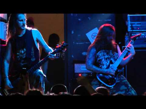 Suicide Silence - Slaves To Substance (Live)