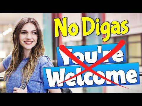 DEJA de DECIR YOU'RE WELCOME en INGLÉS! | 15 Maneras de sonar MÁS FLUIDO en inglés