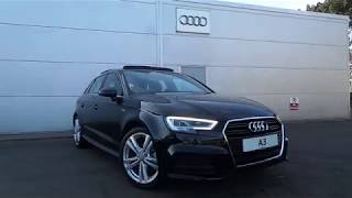 Brand New Audi A3 S Line for sale at Crewe Audi