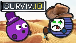Cowboy-Event-Map! | Surviv.io