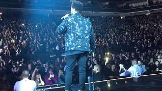 """The Weeknd - """"Starboy: Legend of the Fall World tour"""" LIVE in SACRAMENTO VIP access 10/11/2017"""