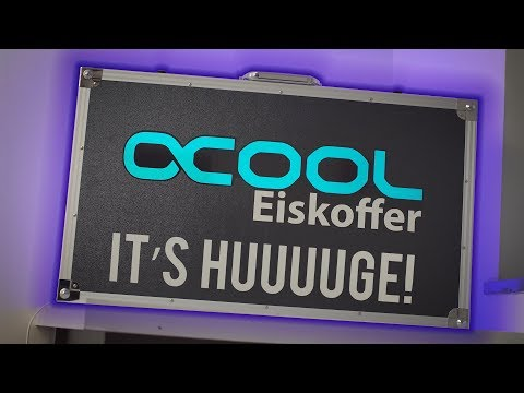 The most COMPLETE hard tube BENDING KIT -  Alphacool EISKOFFER