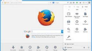 Mozilla Firefox Crashes problem fix