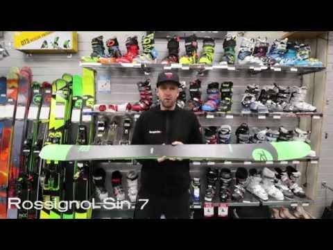 Rossignol Sin 7 2016 ski review