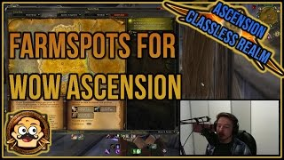 WoW Ascension - Farmspots for my Grind to 60