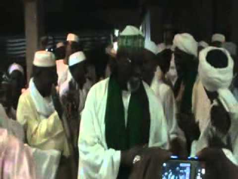 Visit of the Khalifa, Sheikh Aliyu Abulfathi and Sheikh Arbi Abulfathi in Khartoum.flv
