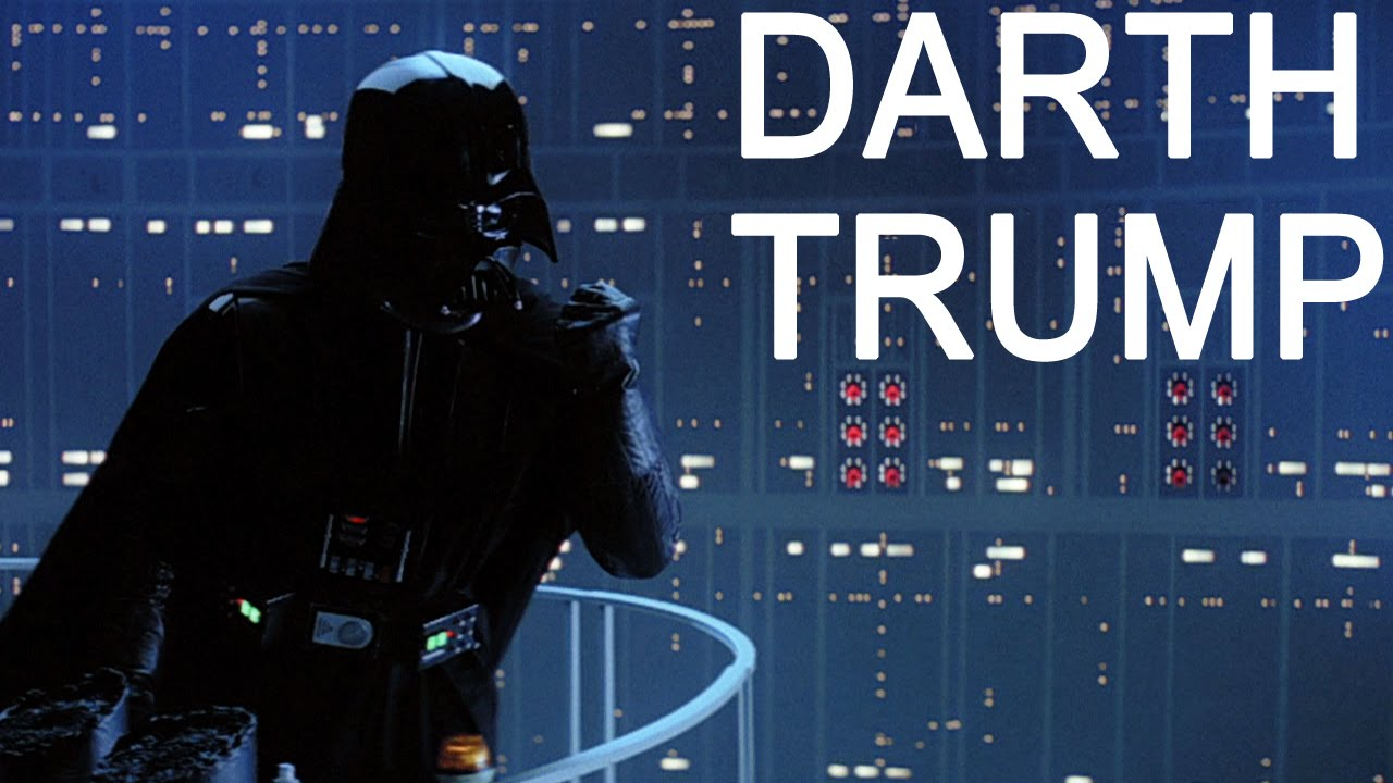 Meet Darth Trump
