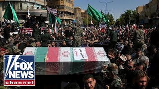 Iran vows revenge after attack on military parade