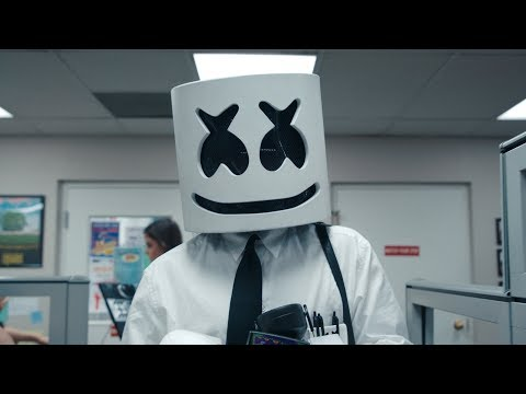 Marshmello - Power Official Music Video
