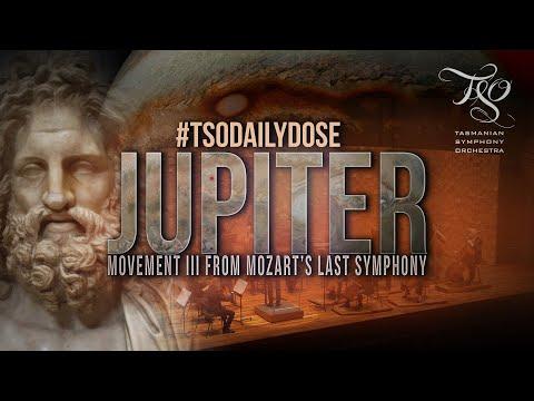 Thumbnail of Mozart: Symphony No.41, 'Jupiter', third movement
