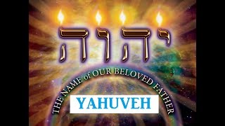 "Prophecy 50 ""Hear Oh Yisrael! The POWER Is In YAHUVEHS NAME! שְׁמַע יִשְׂרָאֵל‎"""