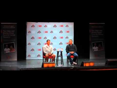 Cruise for Cancer Urban Meyer Interview #2