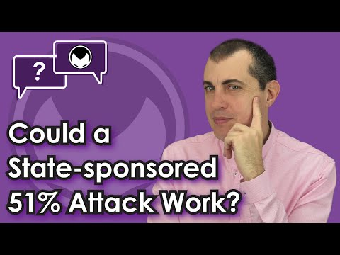 Bitcoin Q&A: Could a state-sponsored 51% attack work?