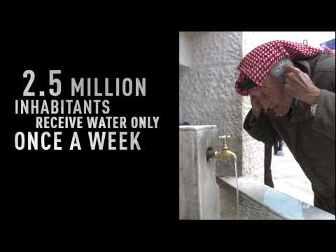 Israel, Jordan, West Bank: Water in a Thirsty Land