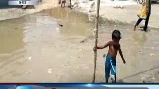 Kutch ના દરિયાઈ વિસ્તારોમાં ફરી વળ્યાં પાણી