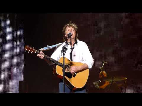 Paul McCartney  Fortaleza 09.05.2013  We Can Work it Out