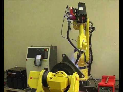 Роботизированная сварка тонкостенных изделий