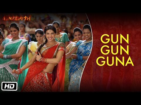 Gun Gun Guna - Agneepath - The Official Song video