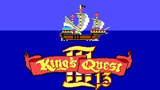 KING'S QUEST III [AGI] [013] - Eine Seefahrt, die ist frustig!