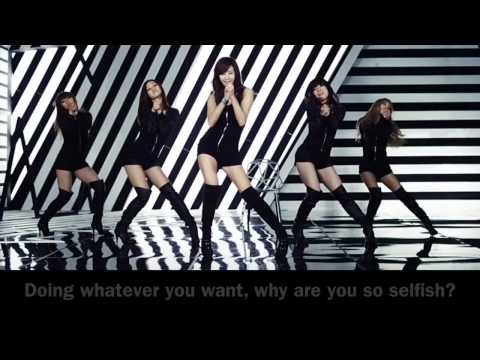 G.na Black & White (english Translations) video