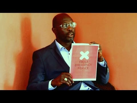 G. Weah comes to the aid of Liberia in fight against Ebola Duration