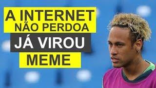 Cabelo do Neymar Copa 2018