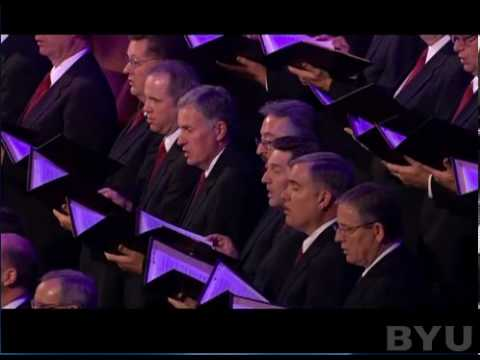 Coro del Tabernaculo Mormon