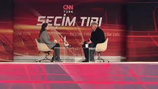 Coşkun Ünal'ın katıldığı ''Seçim Tırı'' programı 3 Mart Pazar günü Saat 16:10'da CNN TÜRK'de