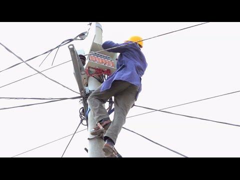 Lighting Up Nairobi's Slums