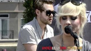 "The Sounds "" ROCK N ROLL "" live"