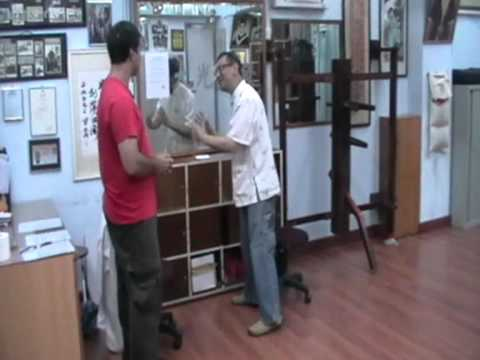 WING TSUN LEUNG TING INTERVIEW IN HONGKONG PART 7