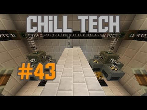 Chill Tech # 43 atom kraft crap crafting !