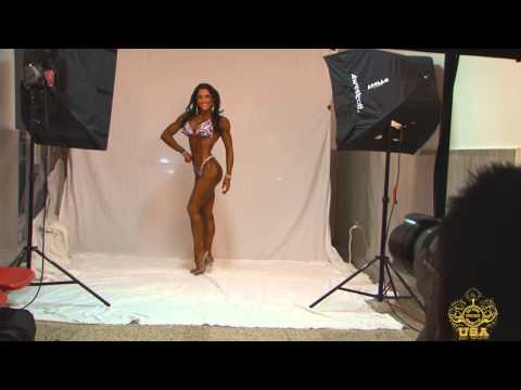 Candice Keene Photo Shoot & Interview After Winning the 2013 Figure International