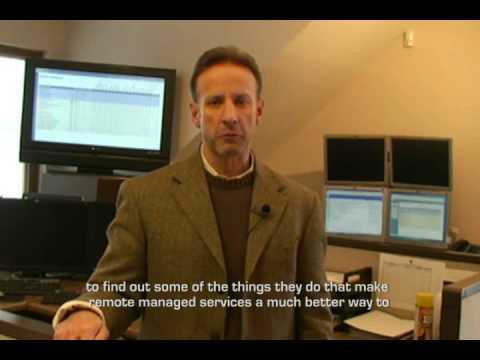Entre Computer Services - Remote Managed Services