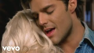 Клип Ricky Martin - Nobody Wants To Be Lonely ft. Christina Aguilera