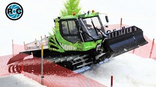 RC PISTENRAUPE, RC PISTEN BULLY - Parcours Intermodellbau Dortmund