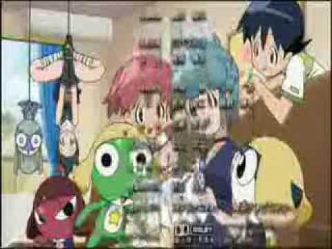 Keroro Movie 4 ED (みんなあなたを愛してる)