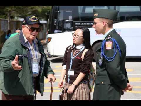 รูปในพิธีการ AMERICAN & THAI , KOREAN WAR VETERANS