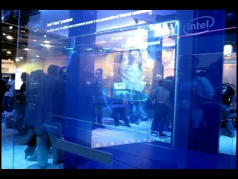 Amazing Hologram by Intel