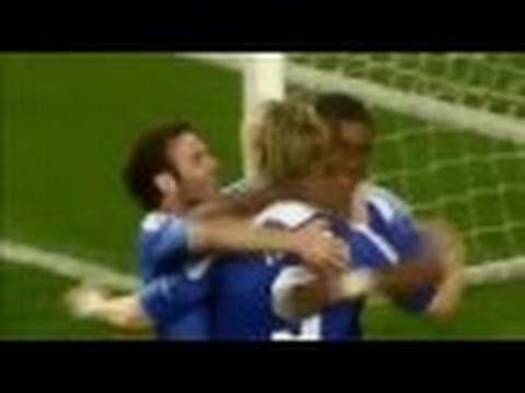 Benfica vs Chelsea 0-1 All Goals and Highlights 26/03/12 HD FIFA Remake - Chelsea vs Benfica 1-0