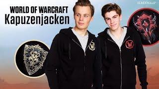 Alliance & Horde Kapuzenjacken zu World of Warcraft