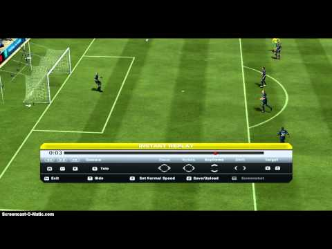 FIFA 13 SEBASTIEN BASSONG WONDER GOAL VS WEST HAM UNITED