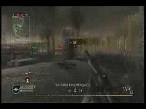 zzirGrizz Lock n Load Call of Duty 4 Montage XBox 360