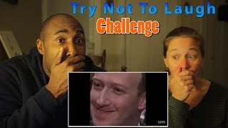 Reacting To Try To Hold Your Laugh While Watching This Impossible Try Not To Laugh Challenge #3 2018