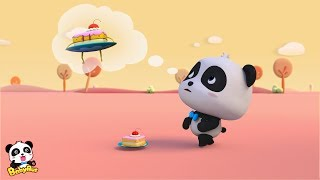 Who is Stealing the Cake? | Catch Cake Thief | Animation For Babies | BabyBus